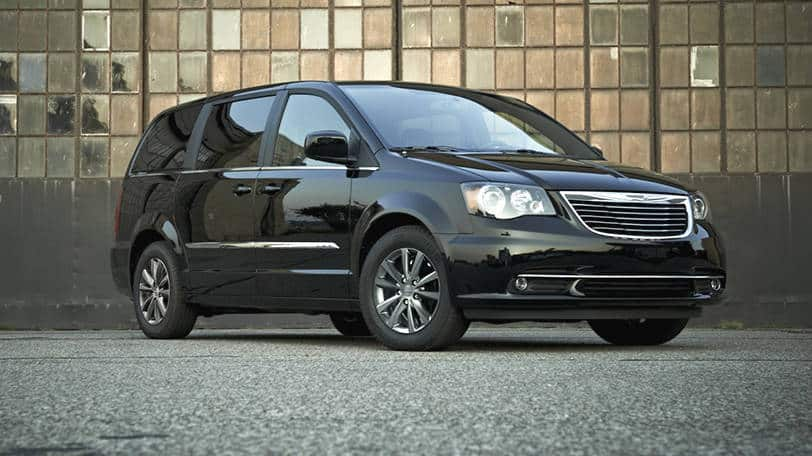 2015 Chrysler Town & Country for sale near West Palm Beach, Florida