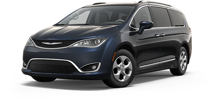 2017 Chrysler Pacifica in Jazz Blue
