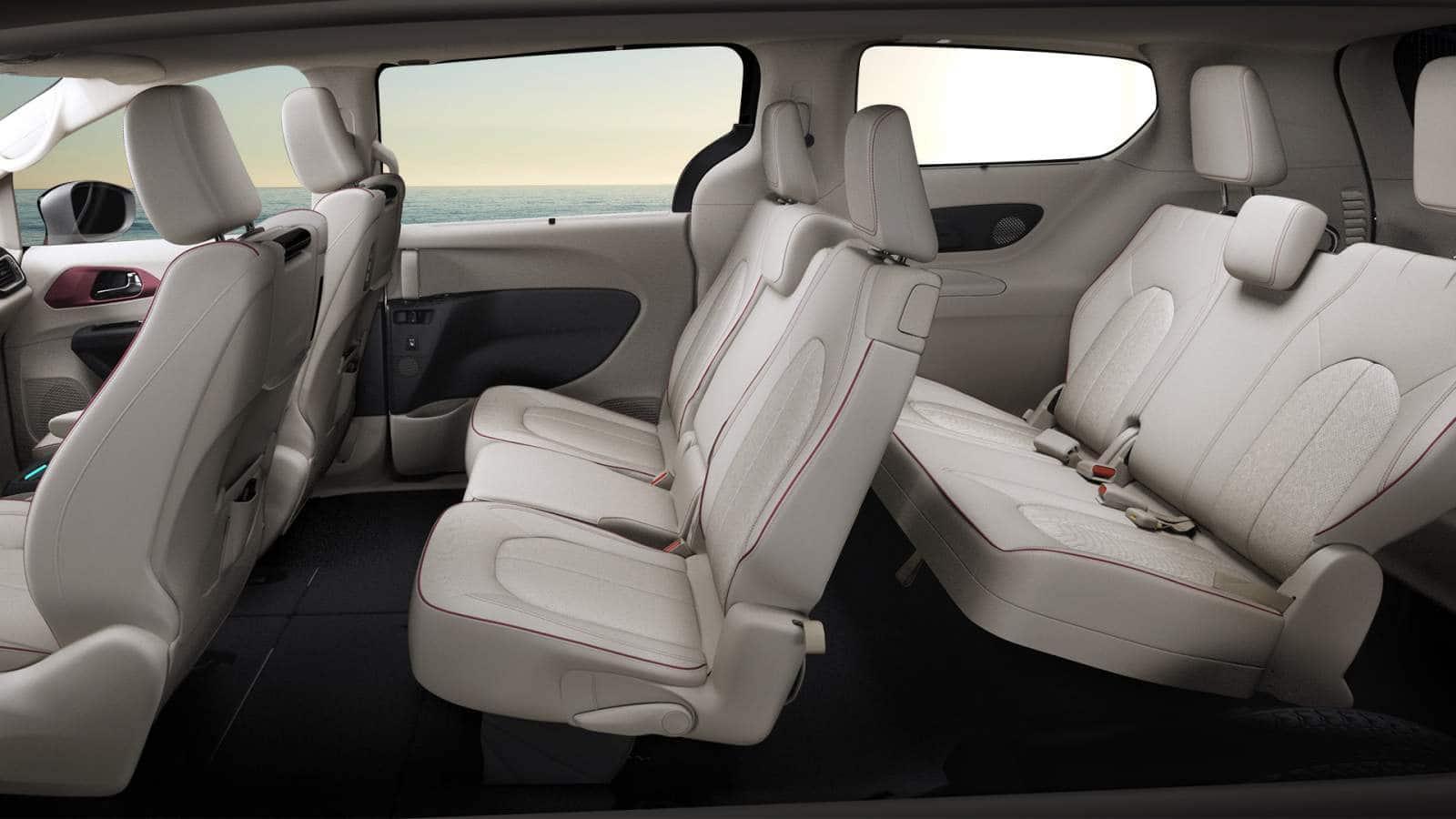 Autos Ca Forum Preview 2017 Chrysler Pacifica Minivan