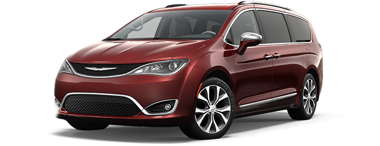 2017 Pacifica Trim Levels Amp Specifications