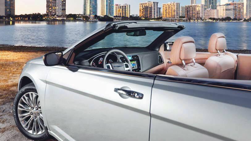 Home » Chrysler 200 Hardtop Vs Soft Convertible