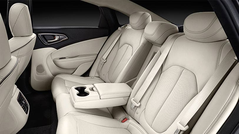 2015 Chrysler 200 Limited All-new 2015 chrysler 200c