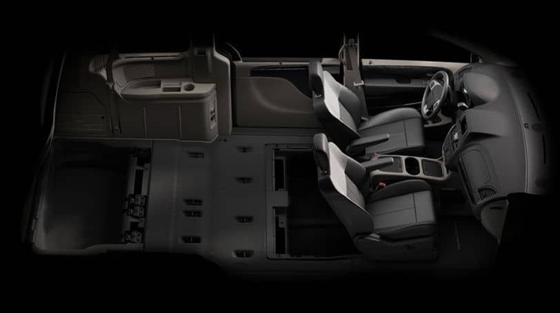 2015 Chrysler Town And Country Interior Configurations 1 ...