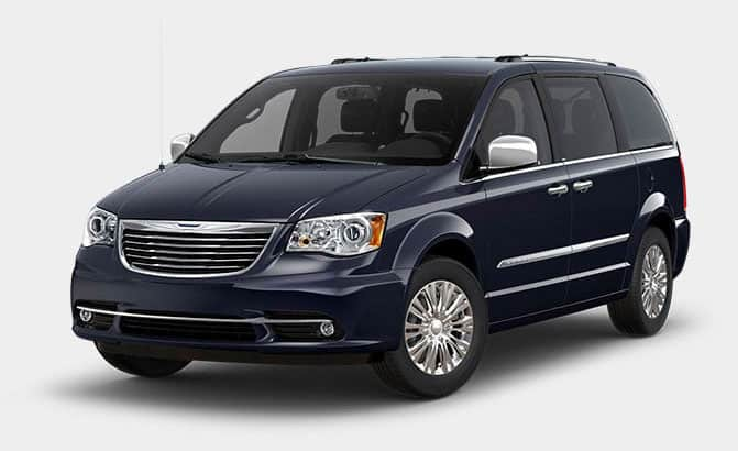 2015 Chrysler Town Amp Country Competitive Compare Chrysler