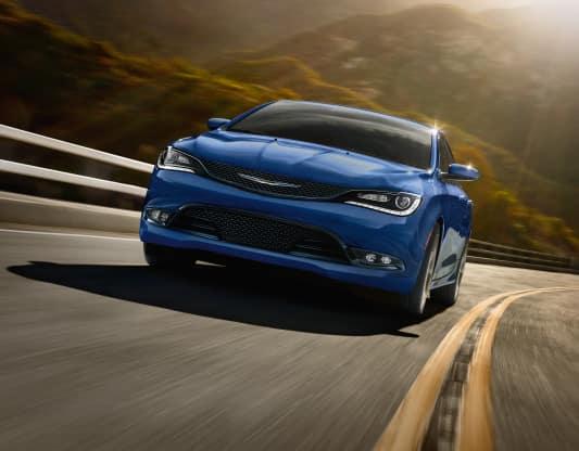 2016 Chrysler 200  Next Generation Midsize Sedan