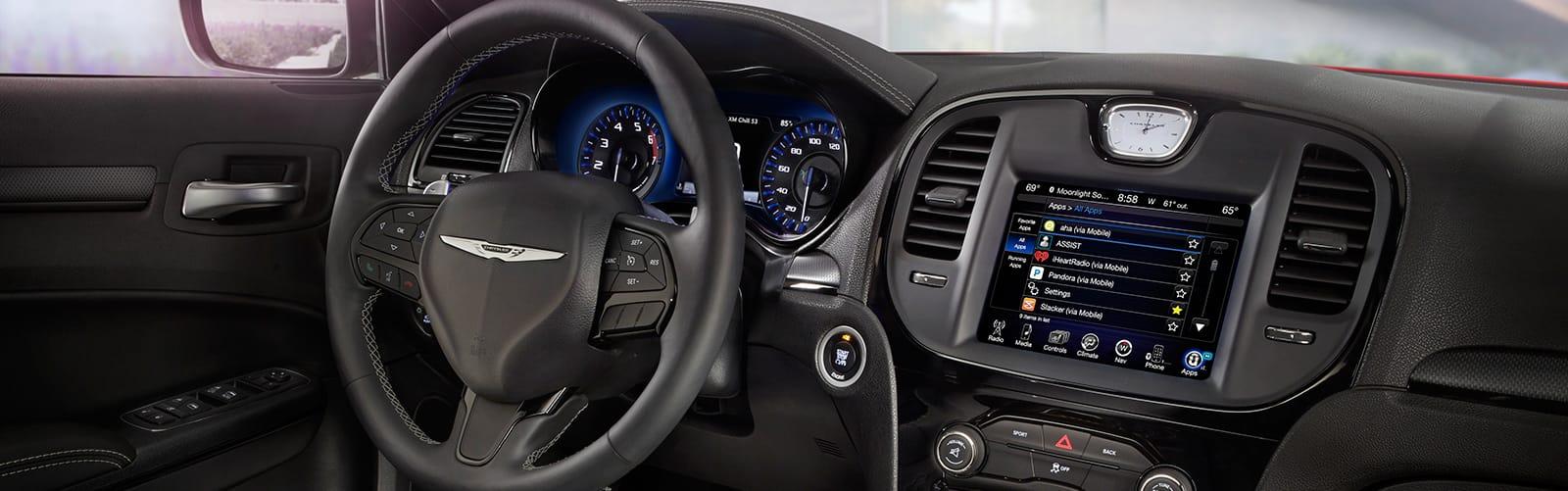 Gallery For Chrysler 300 Interior