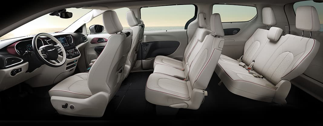 2017 chrysler pacifica family minivan. Black Bedroom Furniture Sets. Home Design Ideas