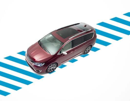 Chrysler adaptive cruise control #4
