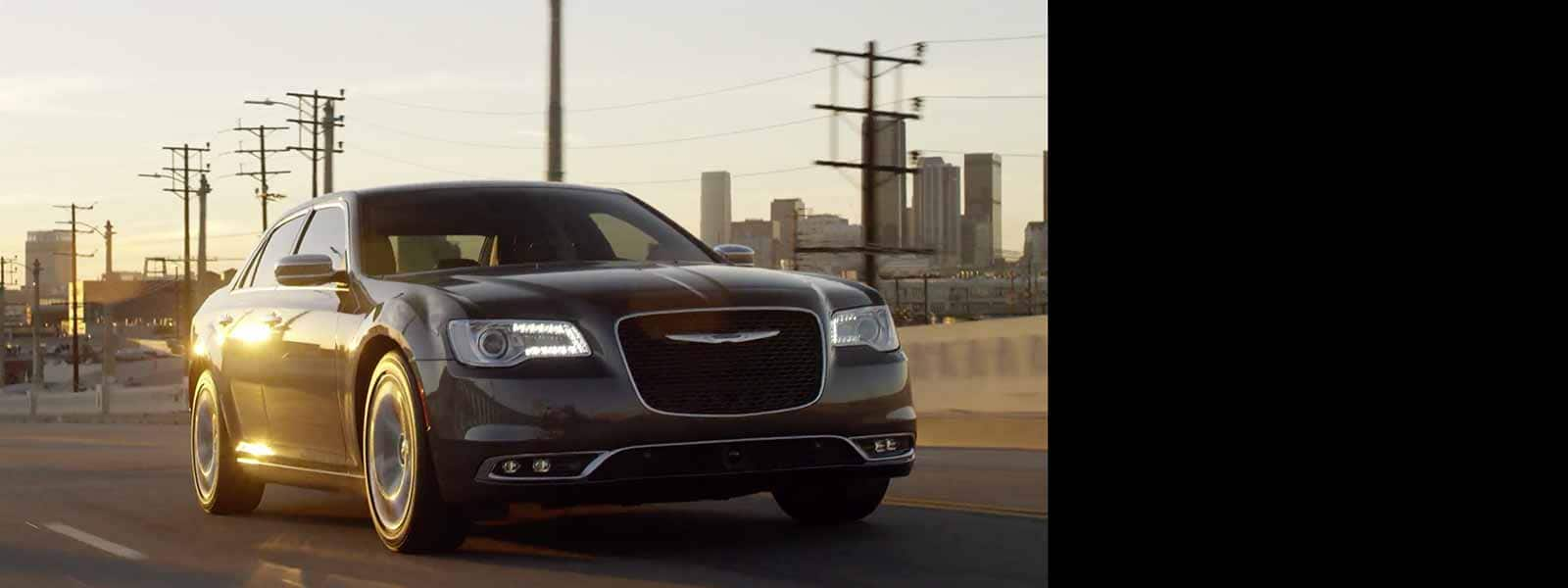 2016 Chrysler Vehicle Lineup