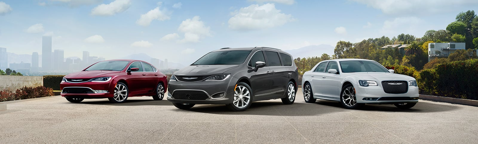 This Is Chrysler Vehicle Lineup