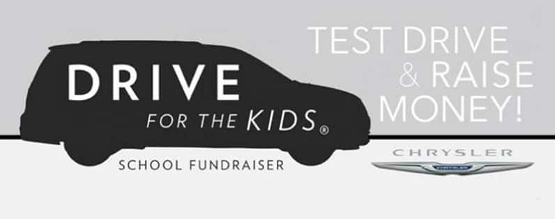 This Is Chrysler Drive For Kids Fundraiser