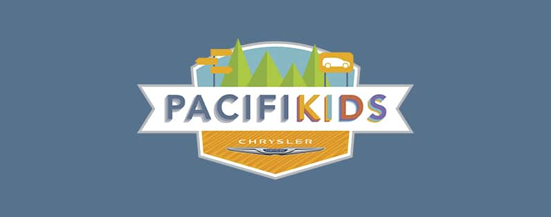 This Is Chrysler Pacifikids