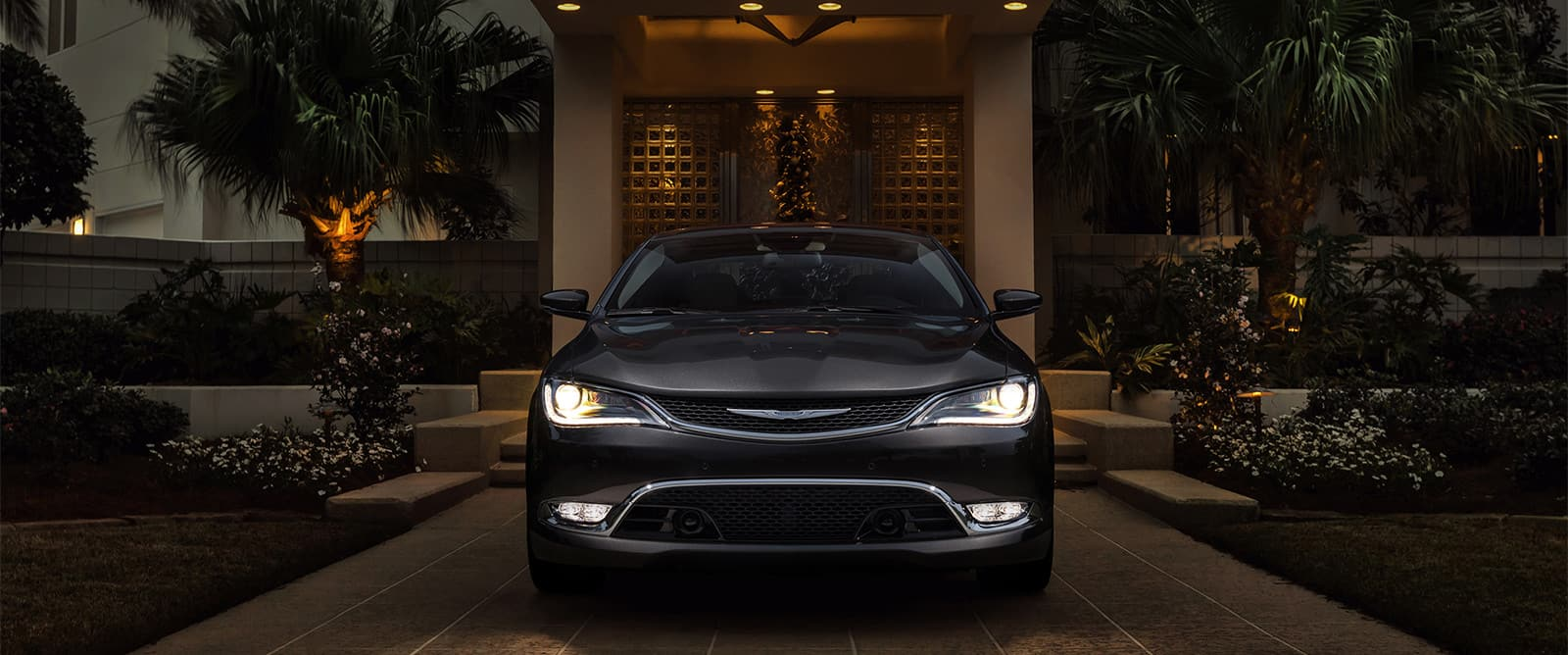 2016 Chrysler 200 Competitive Compare