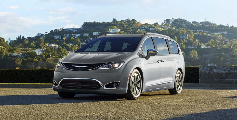 New 2018 Chrysler Pacifica For Sale Near Ashburn Va