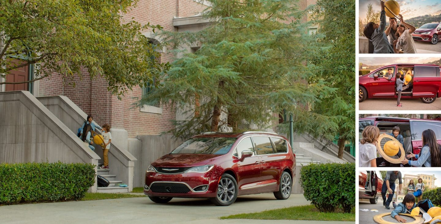 2018 ChryslerPacifica