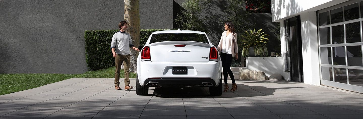 2019 Chrysler 300 safety and security.