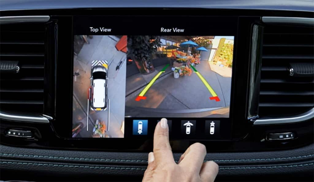 2019 Chrysler Pacifica - Safety and Security Features