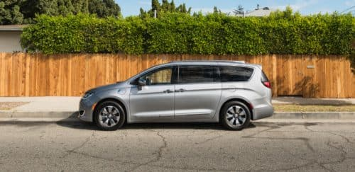 Chrysler Pacifica - The Most Awarded Minivan | Chrysler