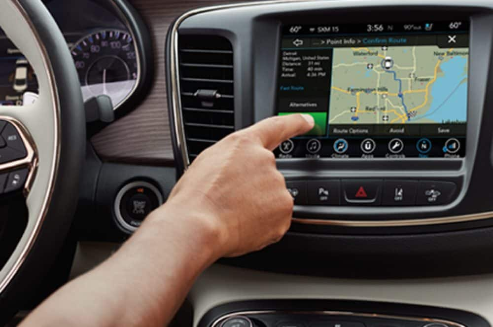 uconnect chrysler uconnect system navigation features rh chrysler com Jeep Wrangler Manual Jeep Liberty