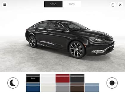 Uconnect Access App >> Chrysler 200 Mobile App | Chrysler