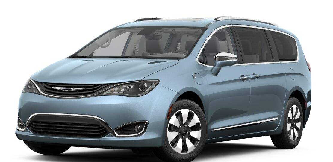 2018 chrysler pacifica hybrid fuel efficient minivan. Black Bedroom Furniture Sets. Home Design Ideas