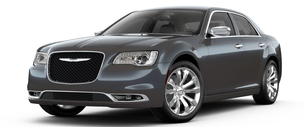 2018 Chrysler 300 - Bold Performance Sedan