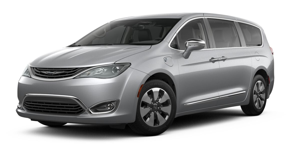 2018 Chrysler Pacifica Hybrid - Fuel Efficient Minivan