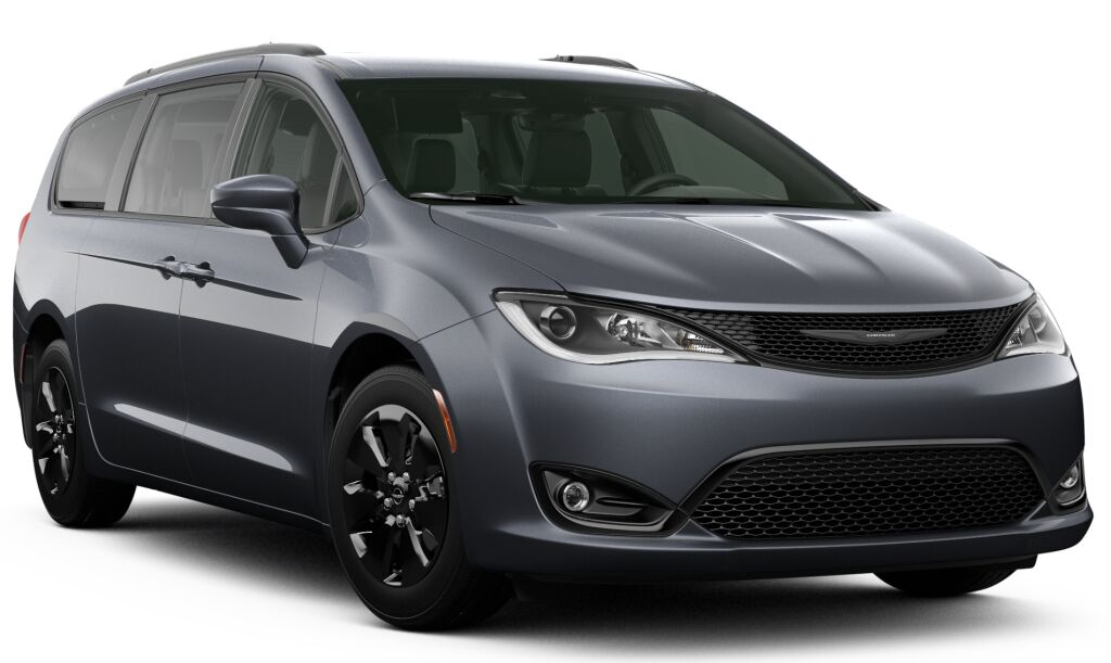 New 2020 CHRYSLER Pacifica Hybrid Hybrid Touring L