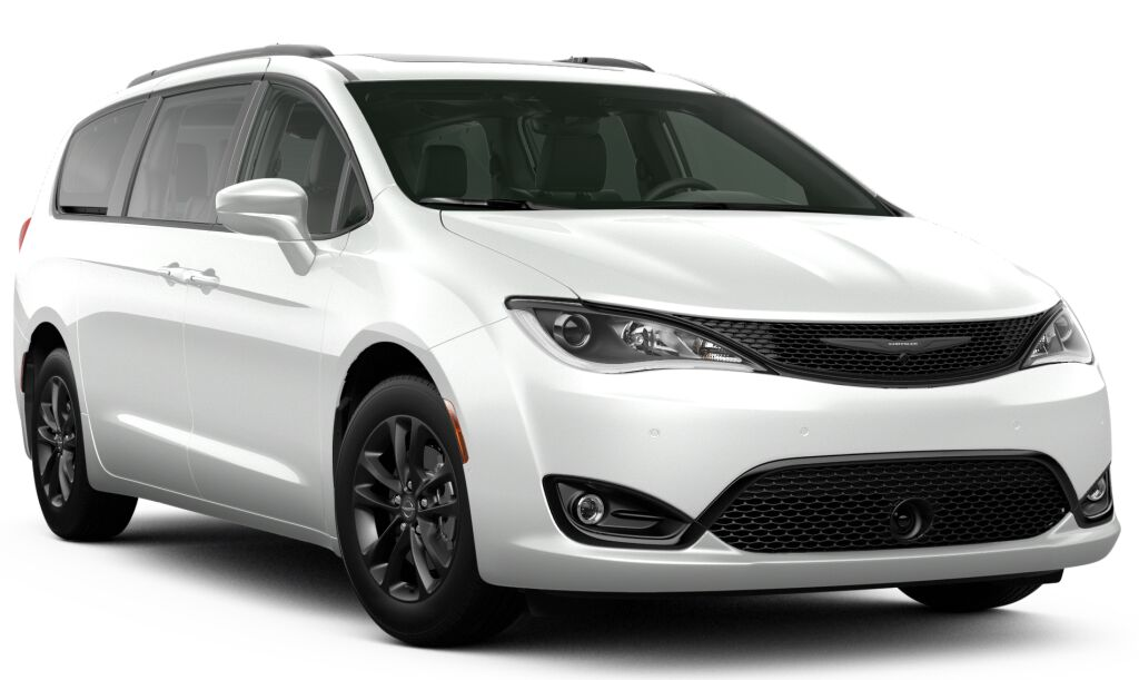 New 2020 CHRYSLER Pacifica Launch Edition