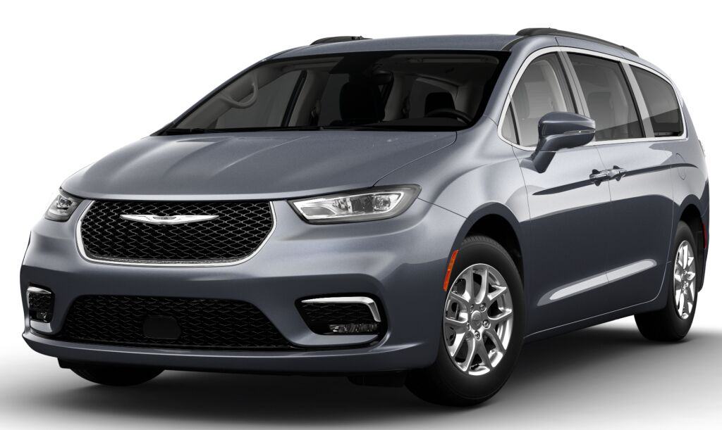 New 2021 CHRYSLER Pacifica PACIFICA TOURING
