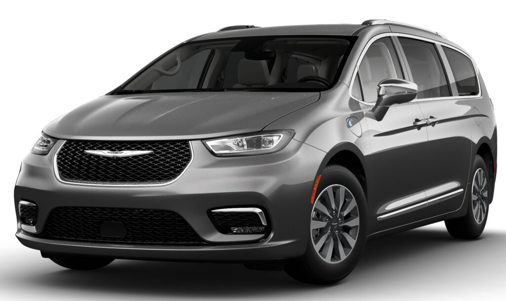 New 2021 CHRYSLER Pacifica Hybrid PACIFICA HYBRID LIMITED