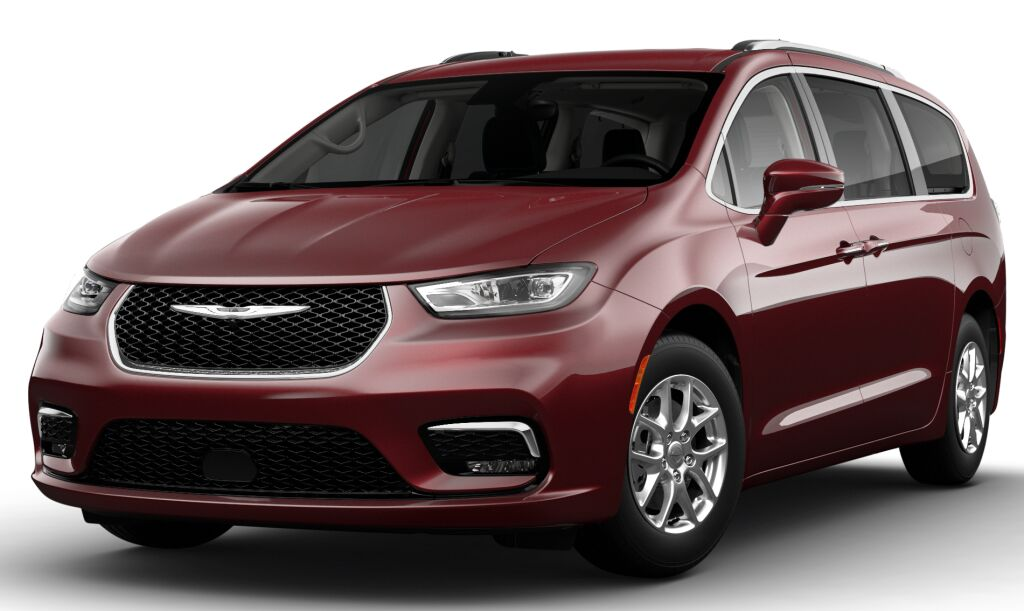 New 2021 CHRYSLER Pacifica Touring L