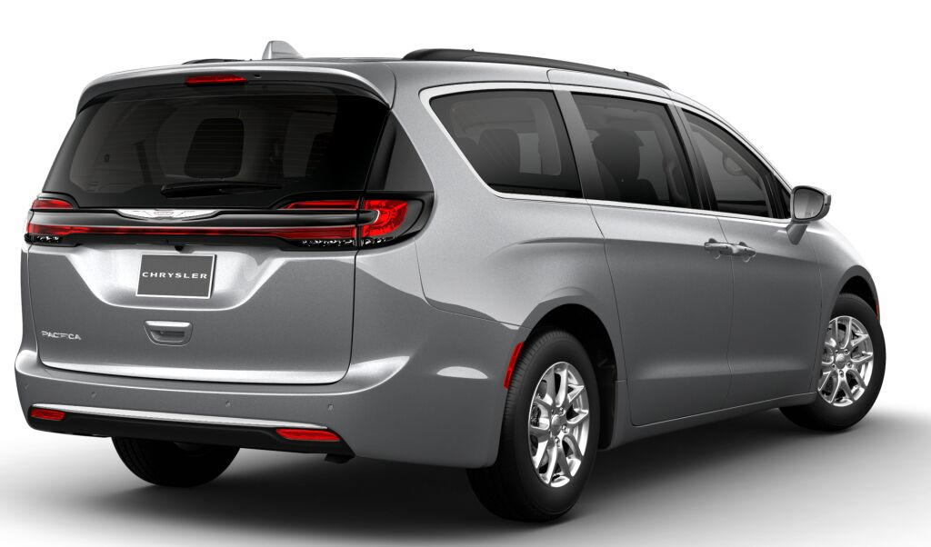 New 2021 CHRYSLER Pacifica Touring FWD