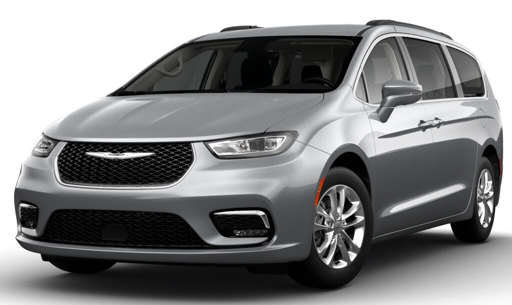 New 2021 CHRYSLER Pacifica